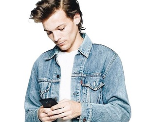 louis and png image