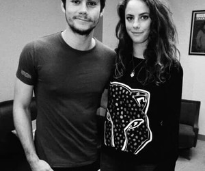 KAYA SCODELARIO, dylan o'brien, and the maze runner image