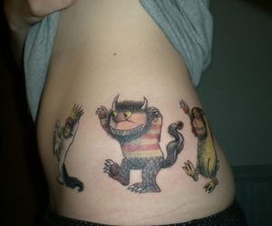 tattoo and where the wild things are image