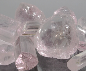 pink, crystal, and pale image