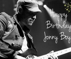 coldplay, happy birthday, and jonny boy image
