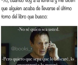 books, memes, and libros image