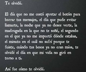 Besos, desamor, and quotes image