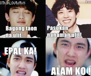 Funny Meme Photos Tagalog : 25 images about exo funny memes on we heart it