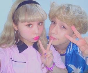 best couple, かわいい, and りゅうぺこ image