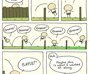 cartoon, funny, and cute image