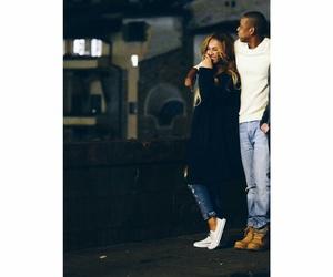 beyoncé, couple, and fashion image