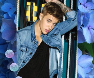 background, flowers, and overlay image