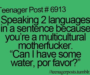 languages and multicultural image