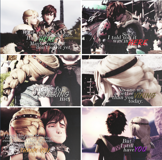 astrid, hiccup, and astrid hofferson image