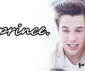 prince, love, and austin mahone image