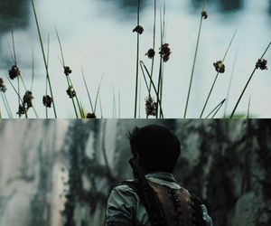 Collage and maze runner image