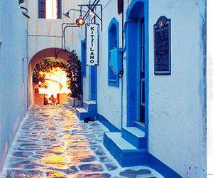Greece and paros image