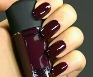 nails, mac, and red image