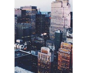 new york, beautiful, and buildings image