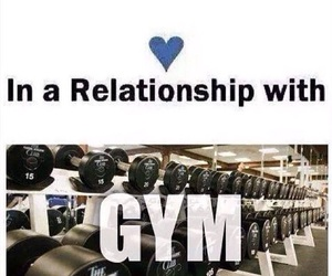 gym, Relationship, and fitness image