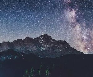 background, light, and stars image