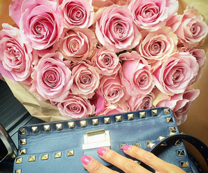roses and fashion image