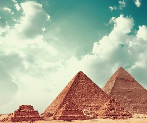 egypt, pyramids, and travel image
