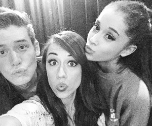 ariana grande, colleen ballinger, and ariana image
