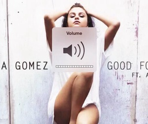 selena gomez, good for you, and song image