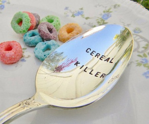 cereal, cereal killer, and food image