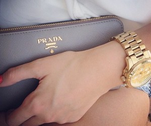 chic, Prada, and fashion image