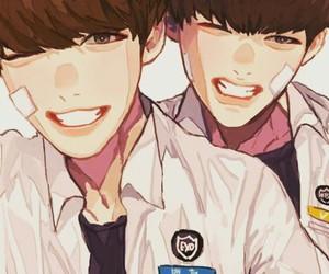 exo, exo fanart, and kpop image
