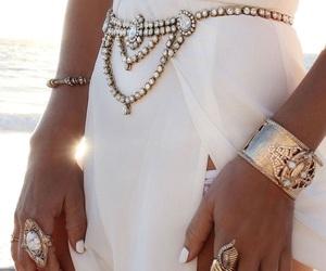 accessories, boho, and fashion image