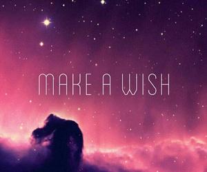make a wish and wish image