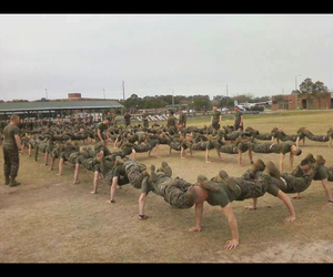 army, strong, and awesome image