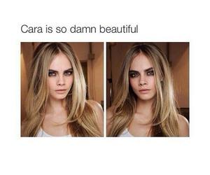 cara and cara delevingne image