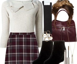 lydia, outfits, and Polyvore image