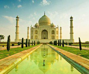 india and taj mahal image