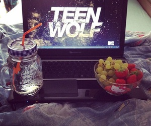 fruit and teen wolf image