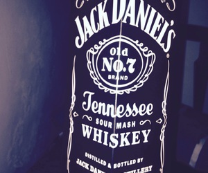 alcohol, whisky, and jackdaniel's image
