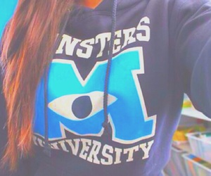 tumblr, monsters university, and monster image