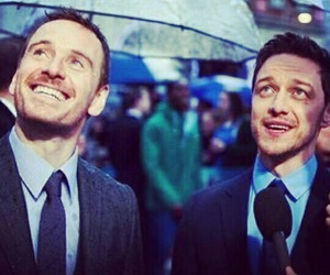 michael fassbender and magneto image
