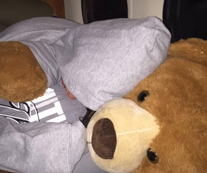 nash grier and bear image