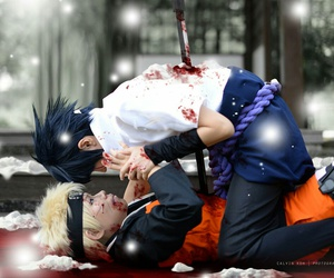 anime, cosplay, and naruto image