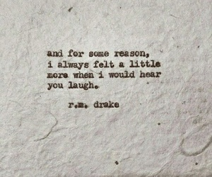 quotes, poetry, and rmdrake image