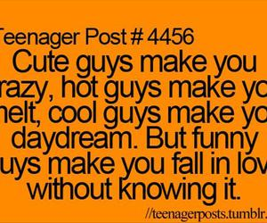 boyfriend, funny, and guys image