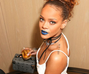 rihanna, beautiful, and style image