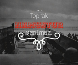turk, vatan, and toprak image