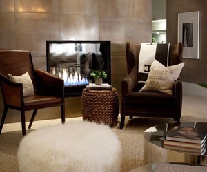 decoration, fireplace, and interior decor image