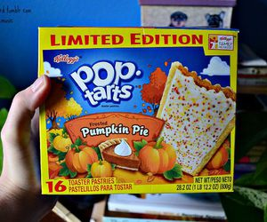 food, Pumpkin Pie, and poptarts image