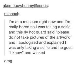 funny, tumblr, and smooth image