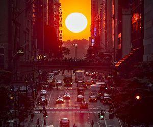 amazing, sunset, and dream destinations image