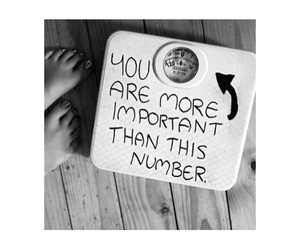 weight, important, and number image
