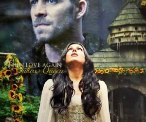 robin hood and outlaw queen image